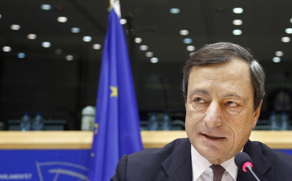 Mario Draghi is pushing back against calls for a delay in the bank taking on the role of supervisor.