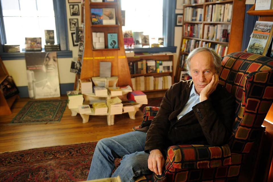 Pulitzer Prize-winning writer Richard Ford is best known for his Frank Bascombe novels.