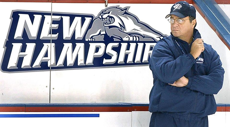 Veteran New Hampshire coach Dick Umile is only one away from the magic 500-win milestone.