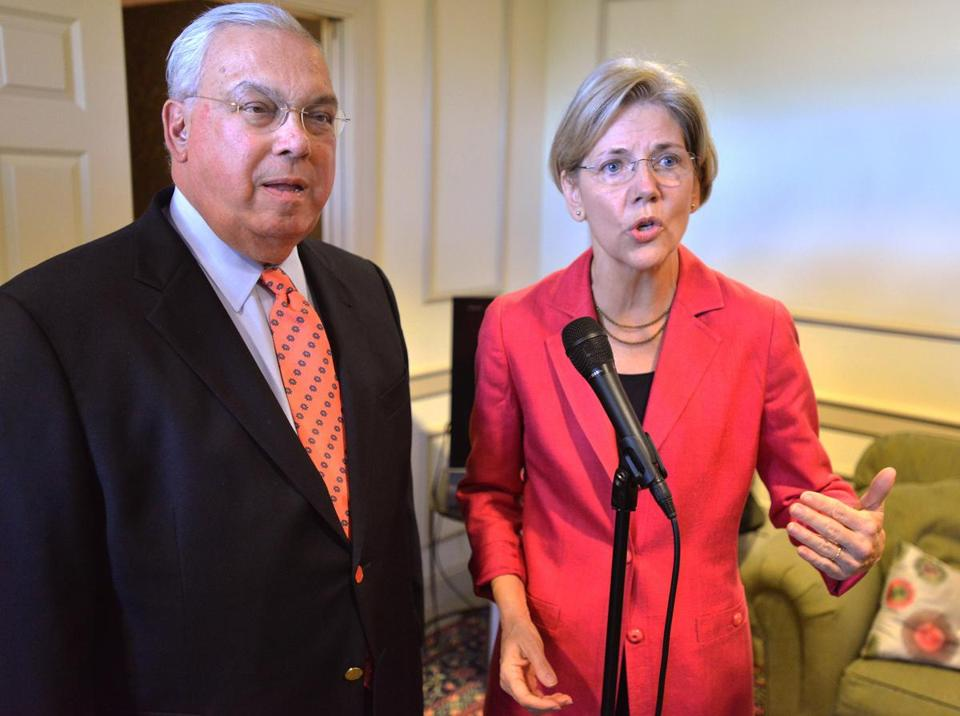Mayor Thomas M. Menino said he and his wife will celebrate their 46th anniversary with a trip.