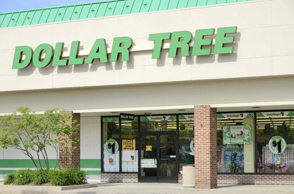 Dollar Tree executives say they expect third-quarter sales will come in at the low end of their forecast.