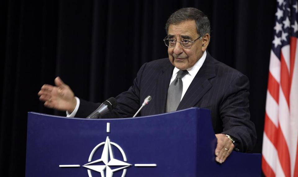 Leon E. Panetta said the nation is increasingly vulnerable to attacks by foreign hackers.