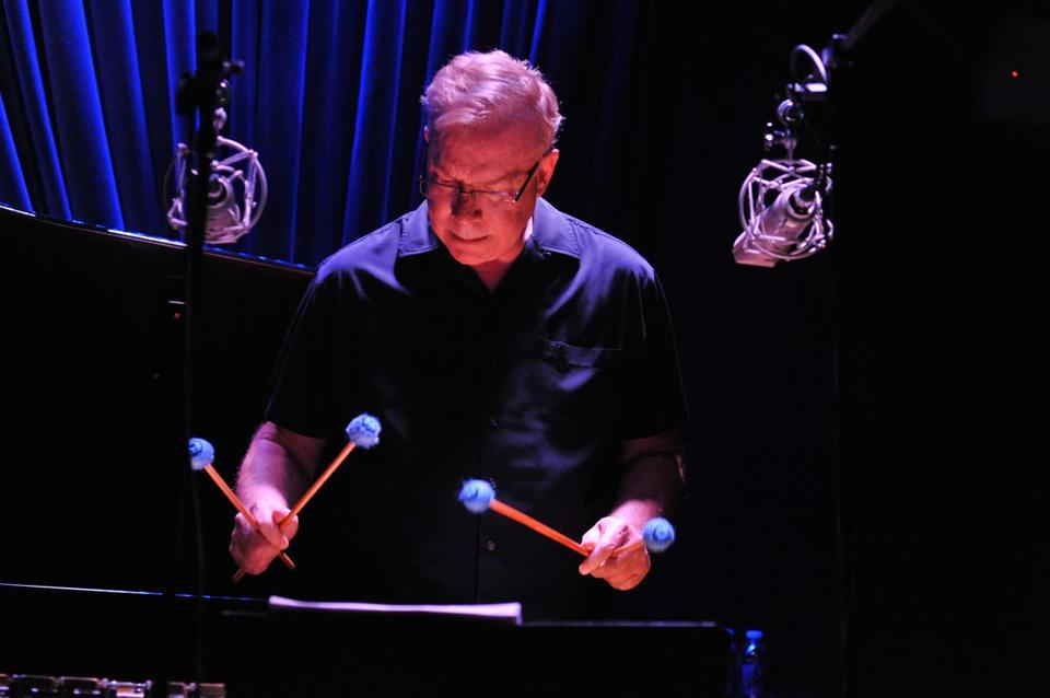 Vibraphonist Gary Burton (above) and pianist Chick Corea (right) have been playing together since 1972.