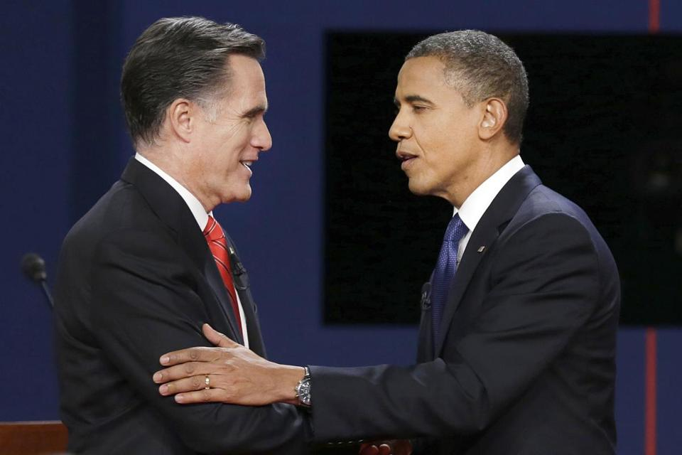 Mitt Romney has received a bounce in polls since his strong performance in his first debate with President Obama.
