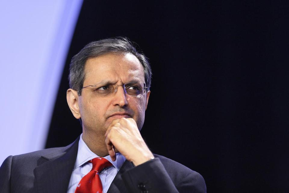 Vikram Pandit, chief executive at Citigroup, resigned this week, creating speculation about the bank's direction.