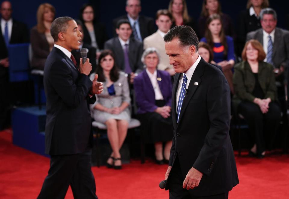 President Obama and Mitt Romney met for their second debate in a town hall format.