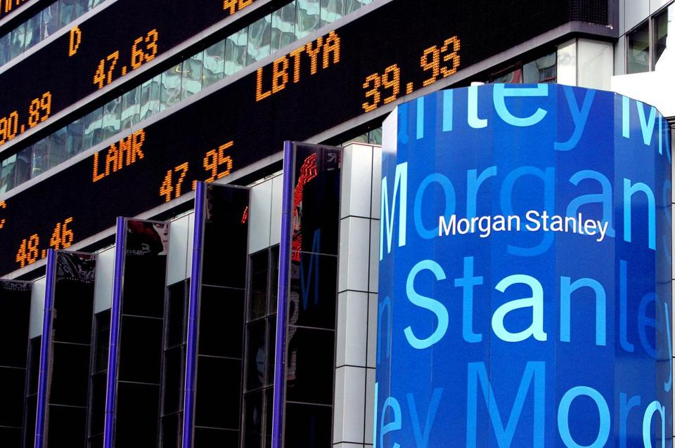 Strong performance in its bond and asset management units helped Morgan Stanley in the third quarter.
