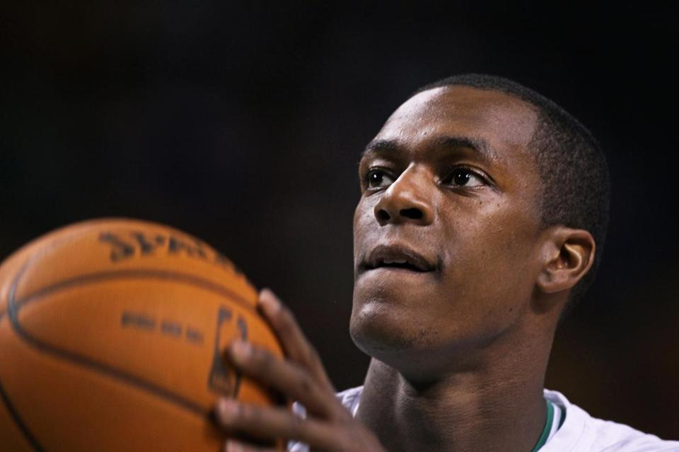 As he enters his seventh season, Rondo is drawing praise from some of his predecessors as perhaps the greatest point guard in Celtics history.