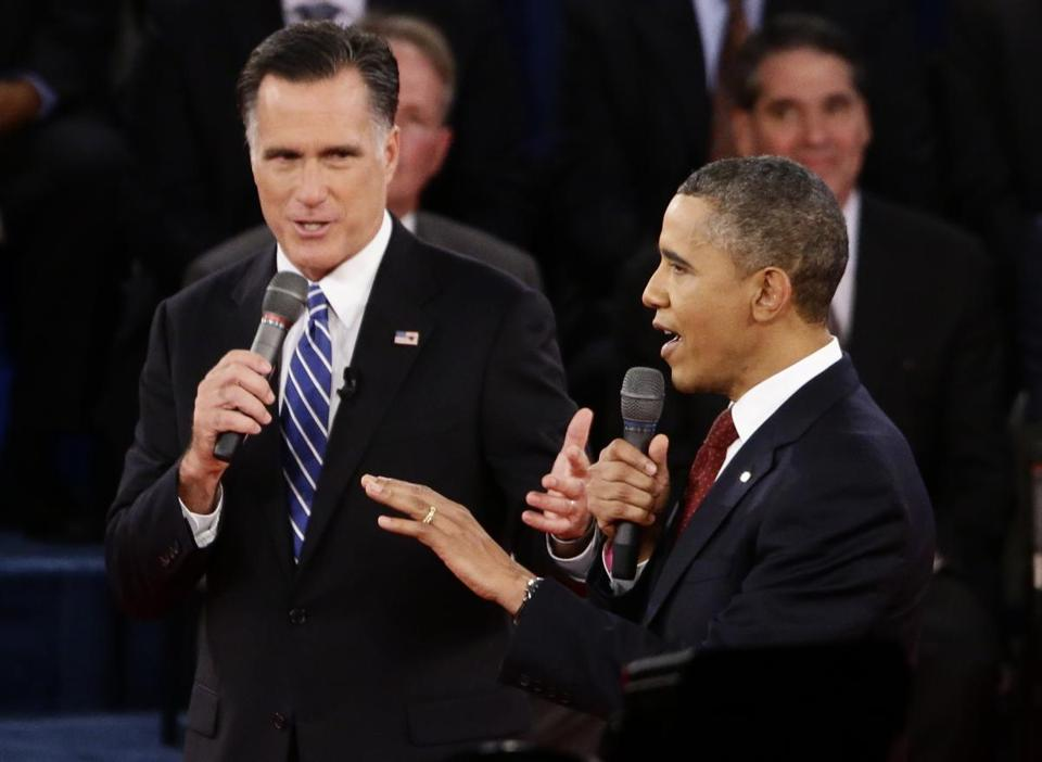 Mitt Romney and President Barack Obama will hold their final debate on Monday night.