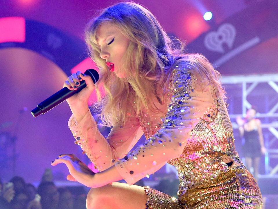 """Red"" is Taylor Swift's fourth studio album and her most calculated move toward Top 40 radio domination."
