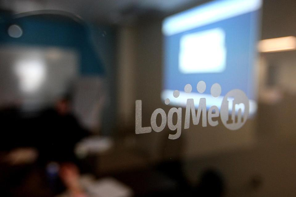 LogMeIn has ranged from $18.74 to $43.37 over a year.