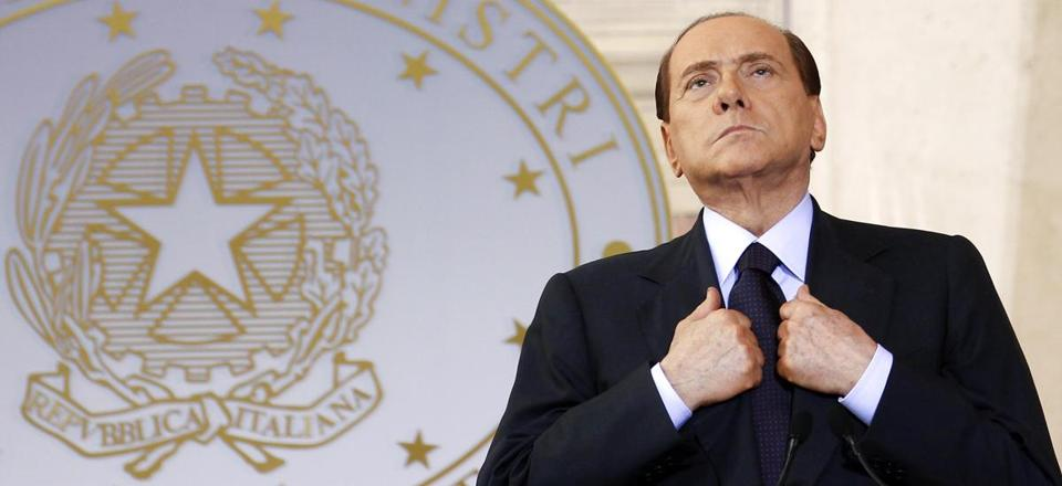 """It's without a doubt a political sentence,"" the former prime minister of Italy said on Friday."