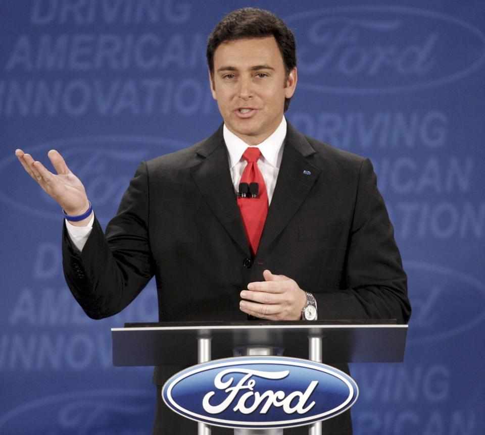 Mark Fields was named chief operating officer, seen as a stepping stone to CEO.