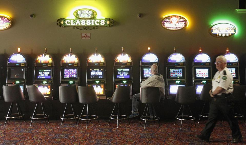 The Newport Grand slot parlor, as well as Twin River, hope that a referendum will allow them to add table games.