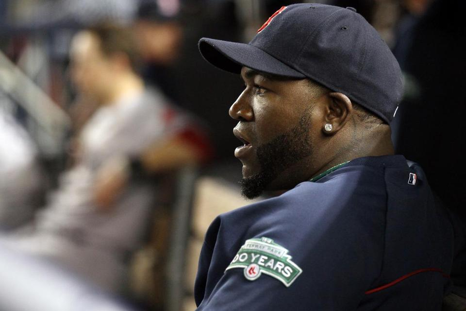 Among Sox sluggers, David Ortiz ranks in the top 10 in hits, runs, doubles, homers, RBIs, extra-base hits, and walks.