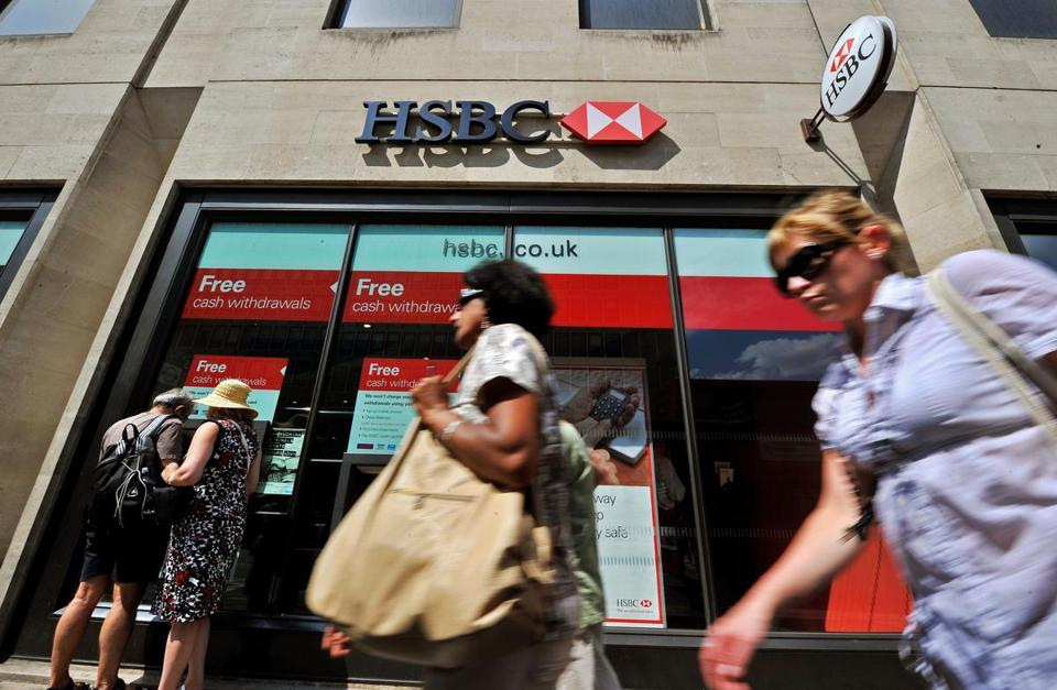 HSBC is Europe's biggest bank by market value. It is likely to face US criminal charges over alleged money-laundering.