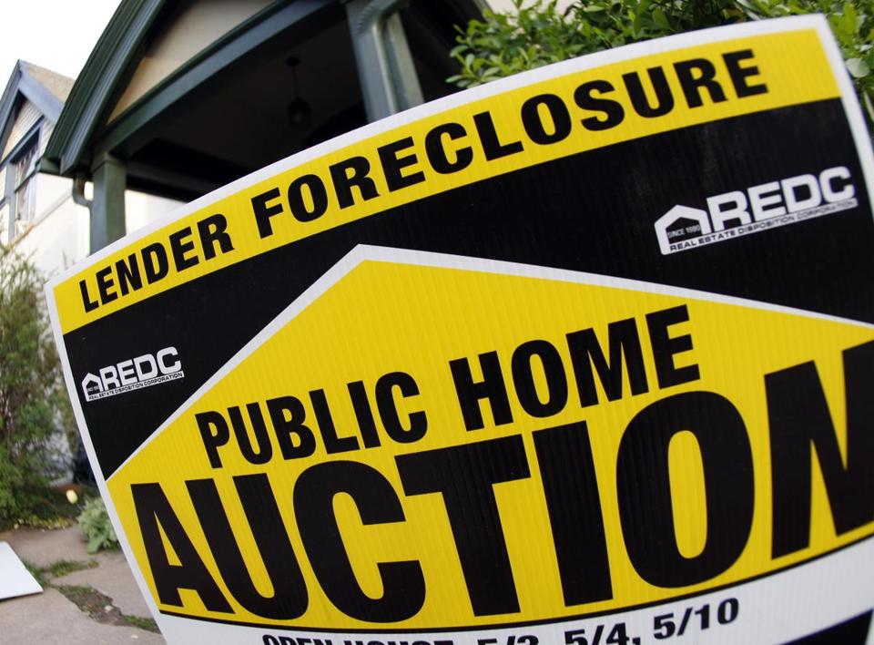 Some reverse mortgages end in foreclosure.