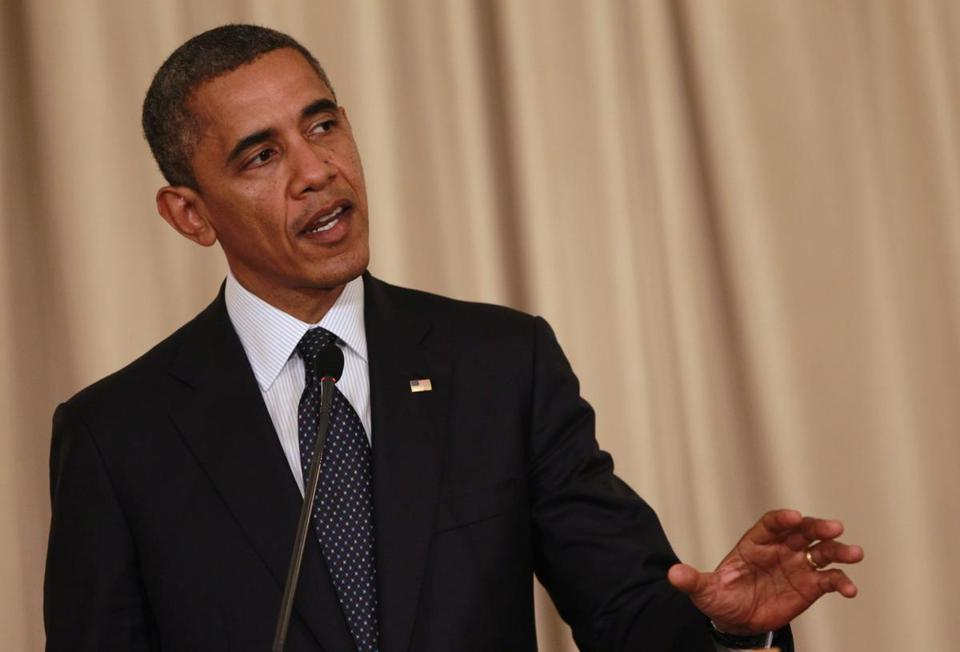 President Obama spoke in Bangkok, Thailand, during the beginning of a three-country Asia tour.