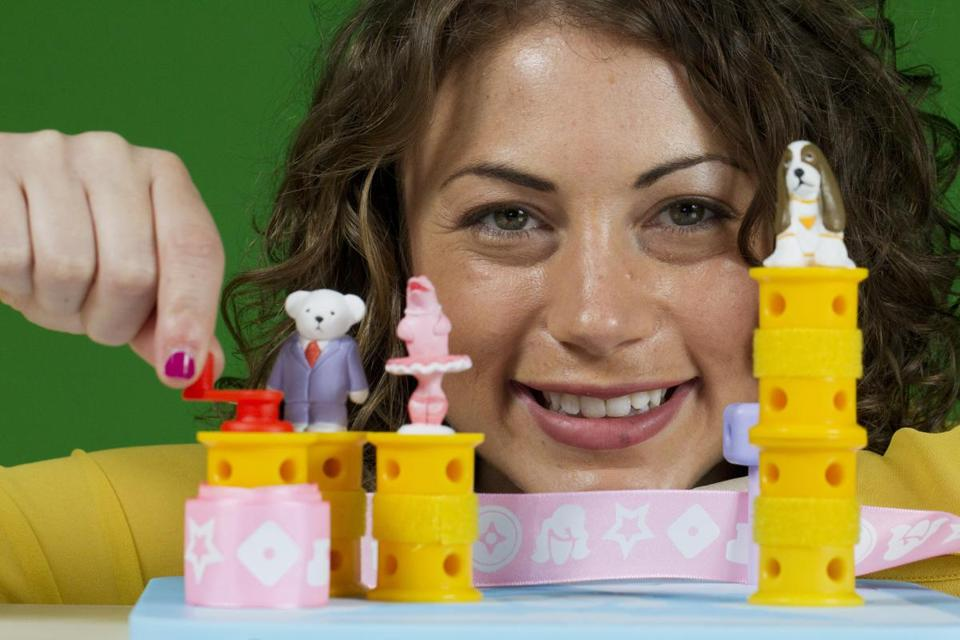 "Created by Debbie Sterling, an engineer, entrepreneur, and Rhode Island native, GoldieBlox is a doll/figurine set, a book series, and a board game with a tool set. ""Little girls need to realize that construction play and engineering work can be fun,'' Sterling says."