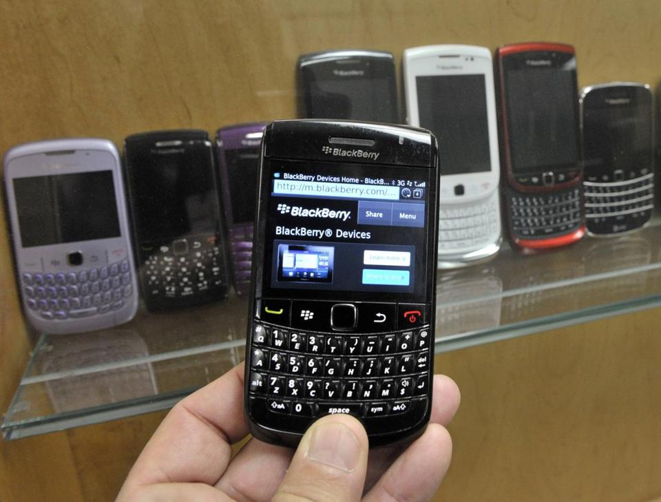 BlackBerry's software still focuses on e-mail and messaging. Its next incarnation is designed for touchscreens.