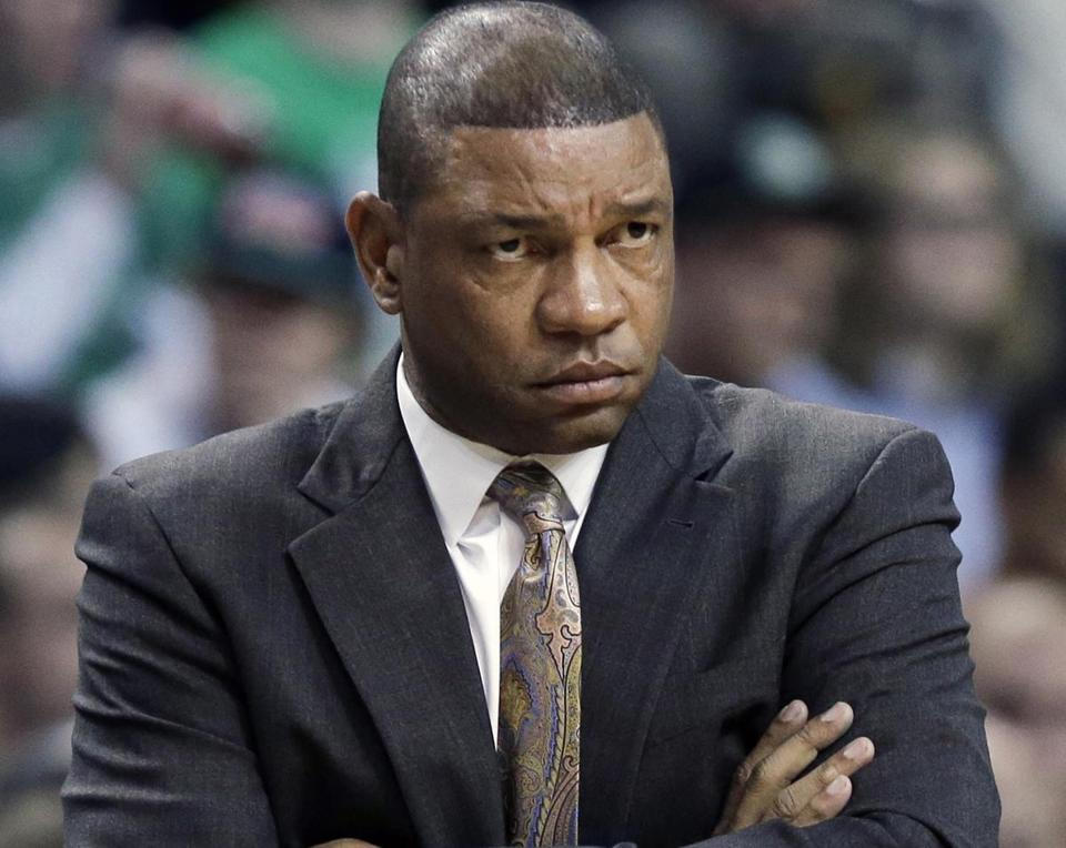 The Celtics aren't a bad defensive team all the time. They can't be accused of being unable to carry out the instructions of Doc Rivers, because they do — occasionally.