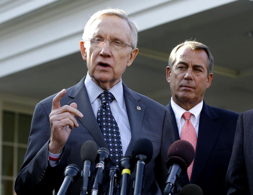 Senator Harry Reid of Nevada, the Democratic leader, says he will move on the first day of the 113th Congress to diminish the power of Republicans to obstruct legislation.