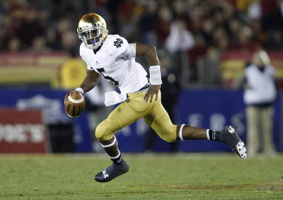 Everett Golson and Notre Dame have six weeks to prepare for the BCS title game.