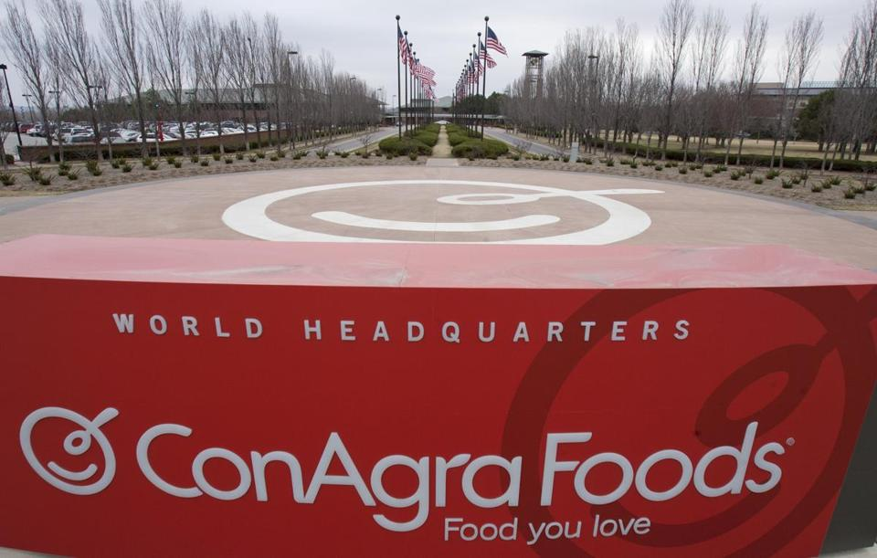 ConAgra Foods tried last year to buy Ralcorp, which makes products for Walmart and McDonald's, among others.