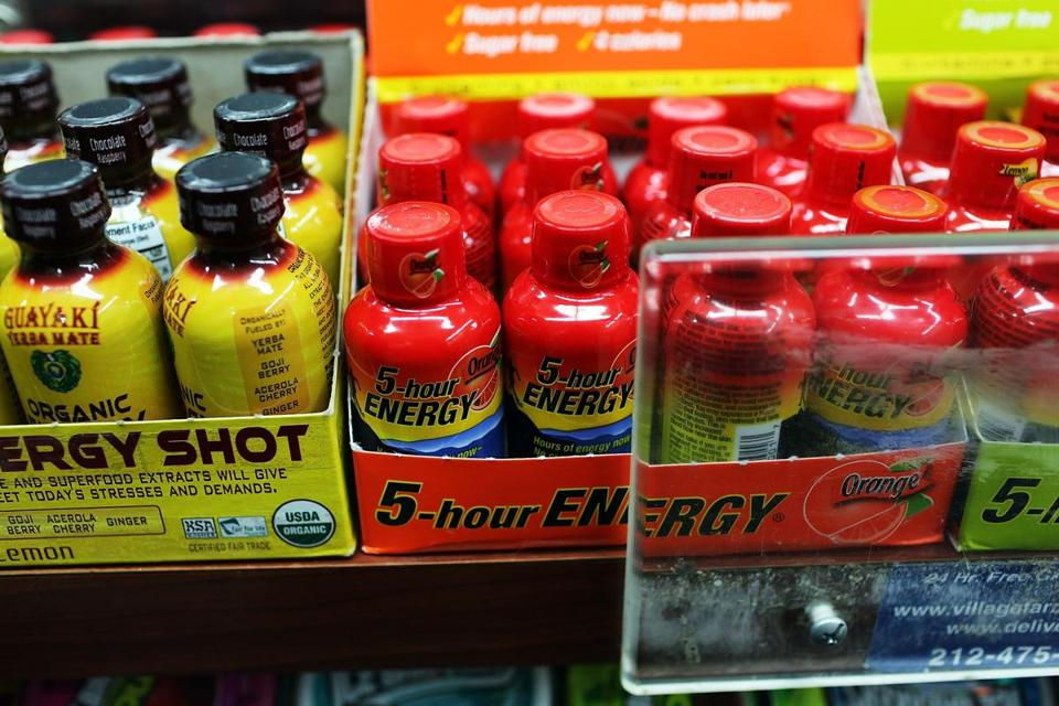 The FDA letter appears to signal a change in the agency's approach to the energy drinks.