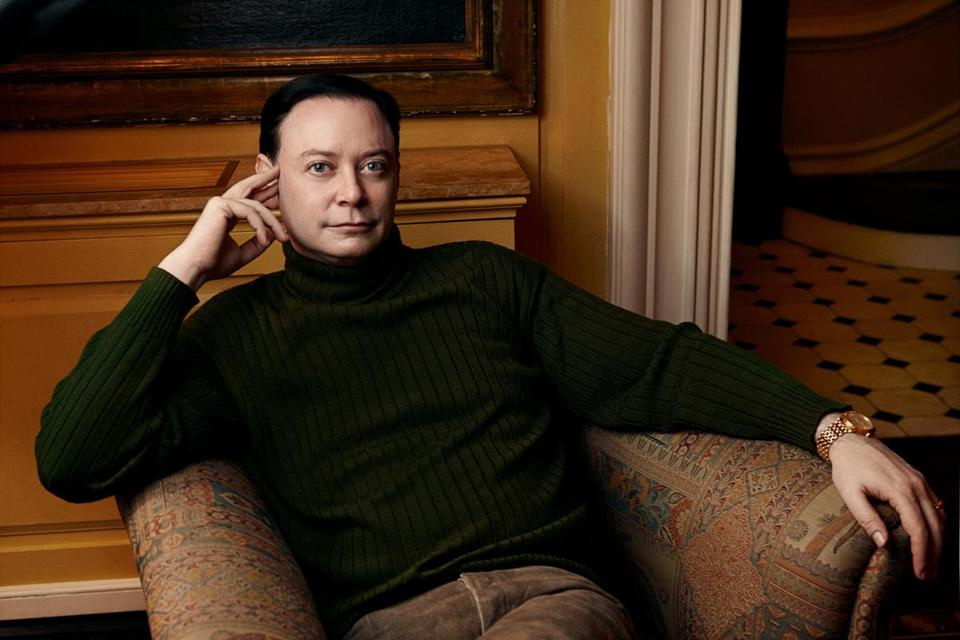 Andrew Solomon found that it's typically harder for parents to accept differences that they somehow feel responsible for.