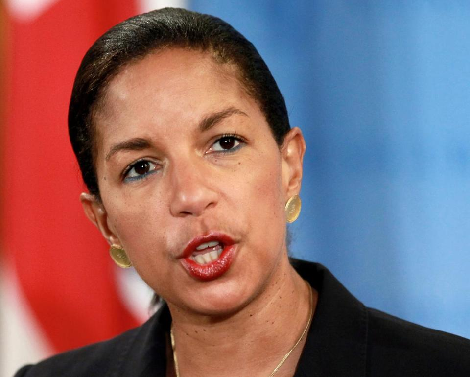 UN Ambassador Susan Rice is expected to meet Wednesday with twomore Republican senators on Capitol Hill.