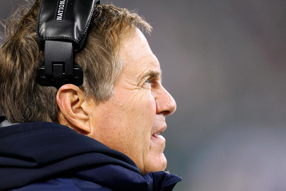 """Those situations are unfortunate,"" Bill Belichick said Tuesday in his weekly teleconference. ""Neither one of them needed to happen, they weren't that important, but they were violations, so they are what they are."""