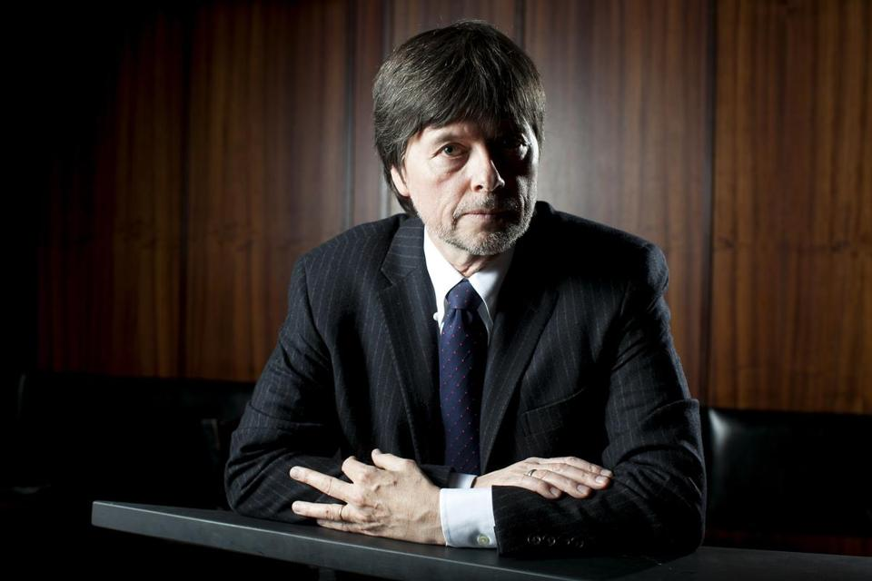 "Ken Burns worked with his daughter and her husband on ""The Central Park Five."""