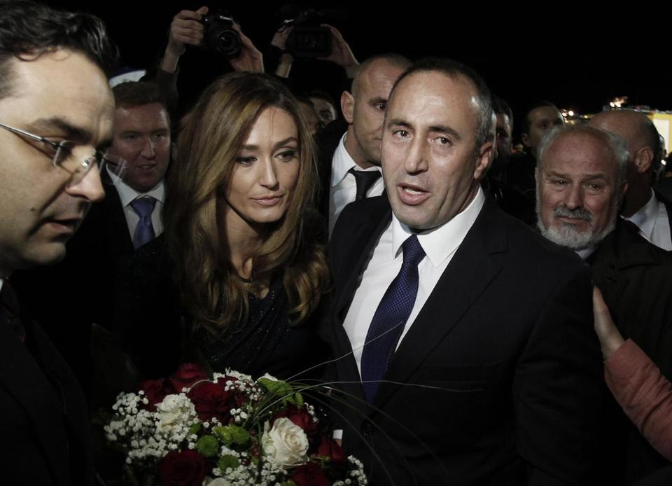 Ramush Haradinaj had served six years in jail.