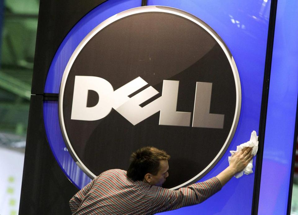 Dell stock has slumped as more consumers shift from PCs to mobile devices.
