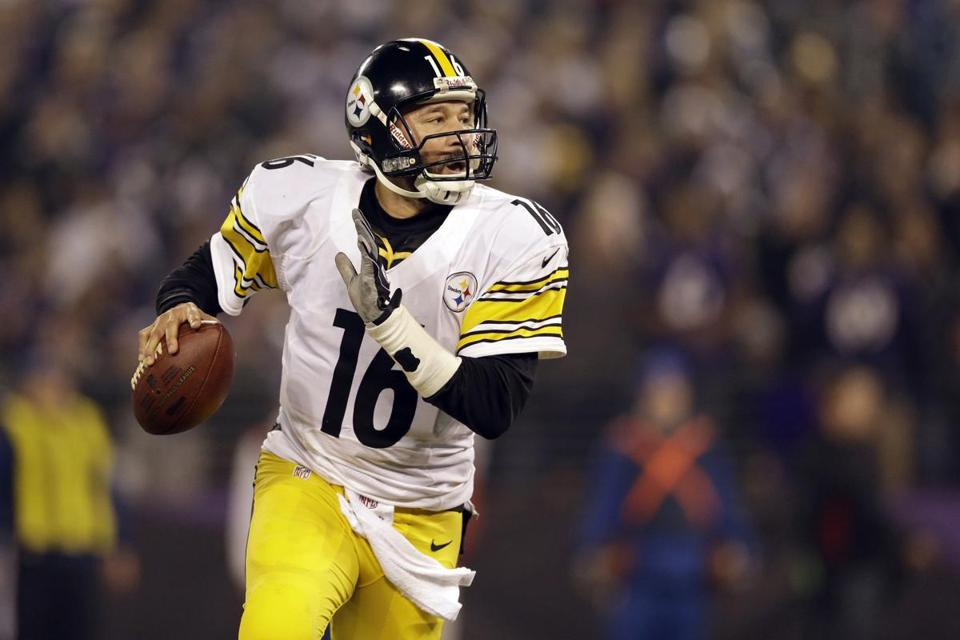 Playing without injured Ben Roethlisberger for a third straight week, the Steelers turned to Charlie Batch for the second game in a row.