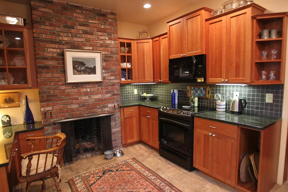 Fireplace Design natick fireplace : Photos: A Victorian by the Charles in Natick (Photo 8 of 9 ...