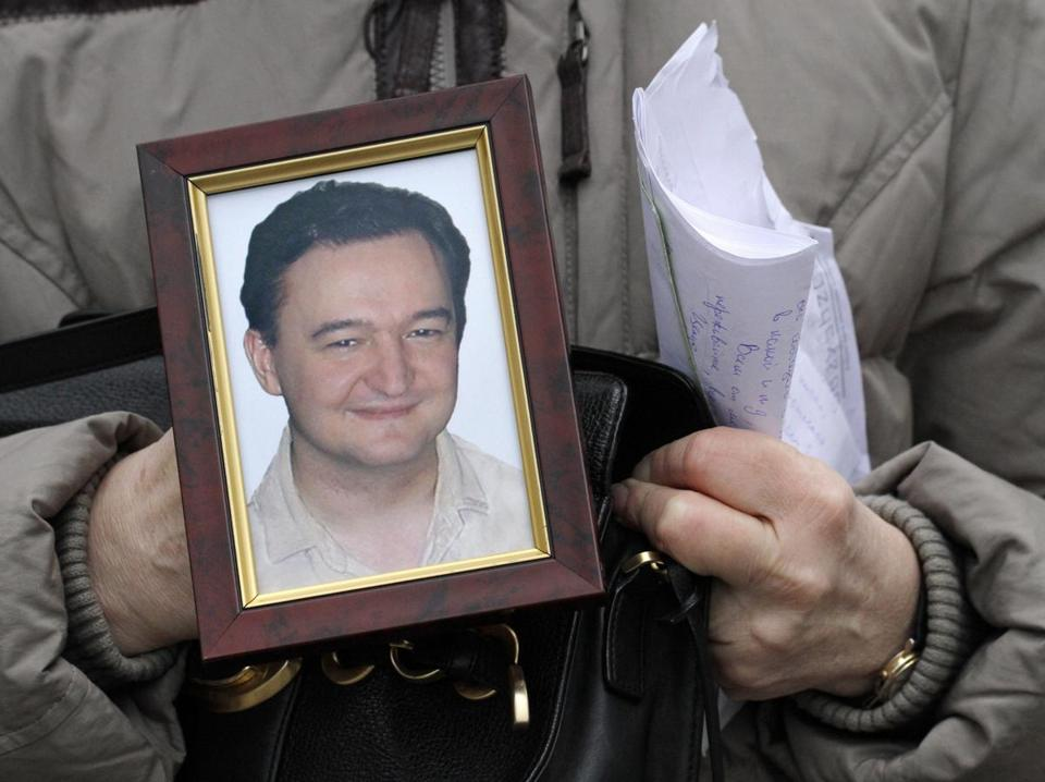 Sergei Magnitsky's death in 2009 was an international controversy.