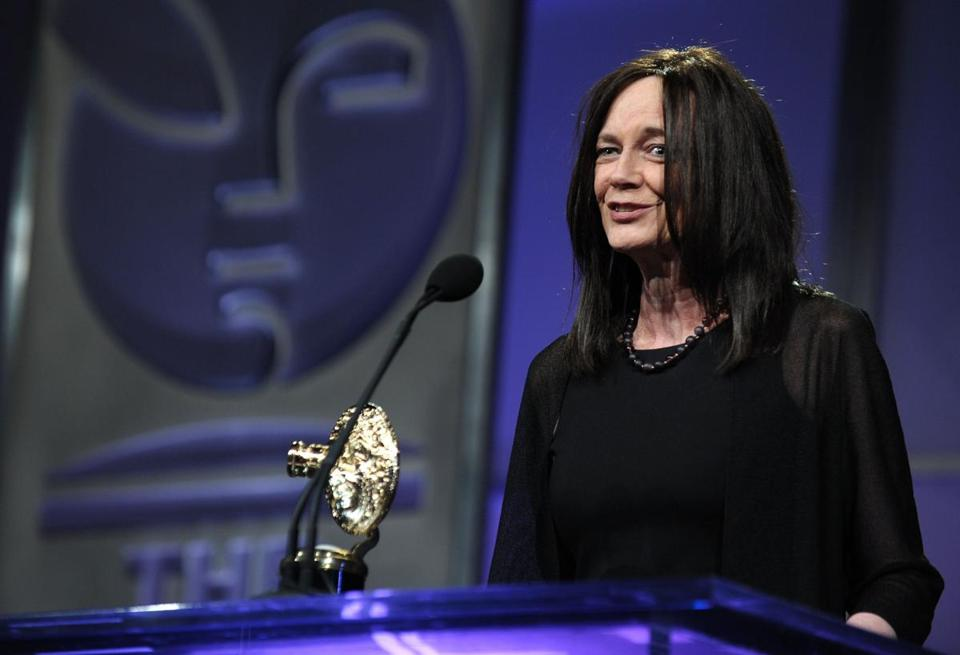 "Eileen Moran received an award for her work on ""Avatar."""