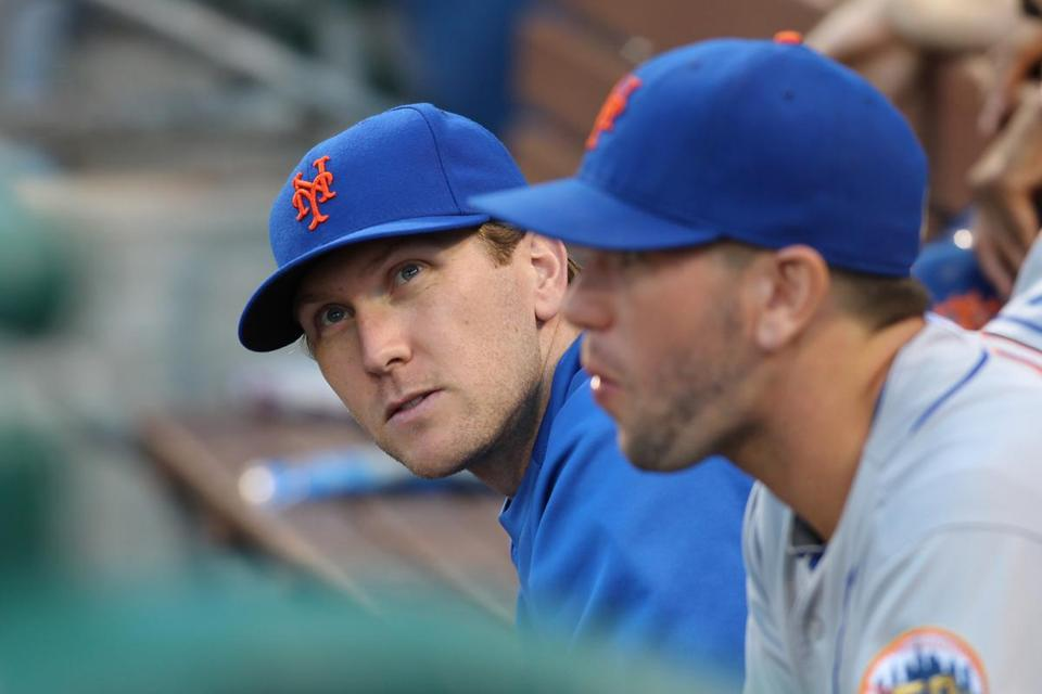 JASON BAY: Injury-plagued with Mets