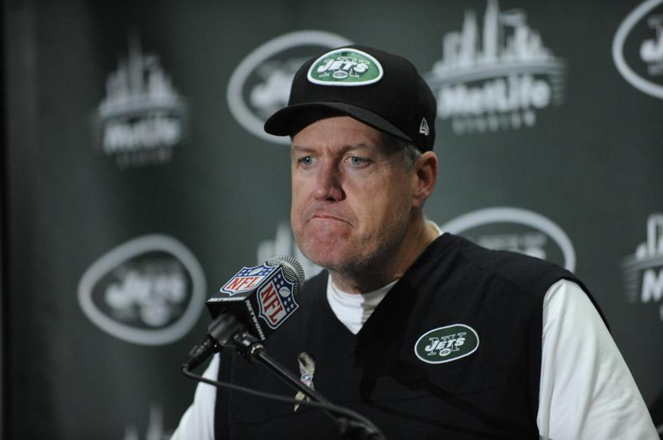 Rex Ryan chose to stick with Mark Sanchez as his starting quarterback.