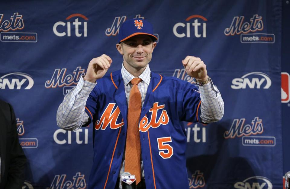 David Wright signed a long-term deal with the Mets last week.