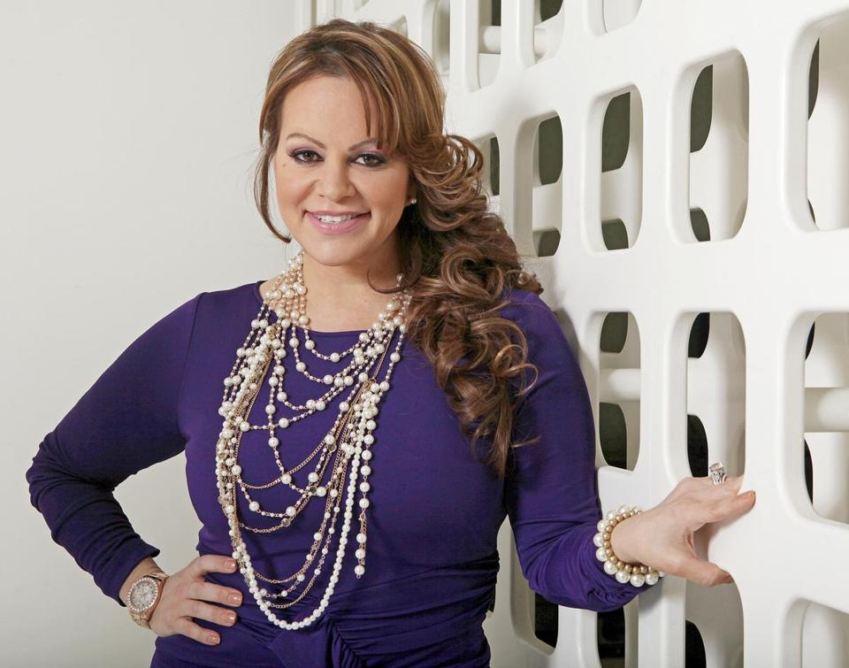 Mexican authorities said a plane believed to be carrying Mexican-American singer Jenni Rivera crashed Sunday.