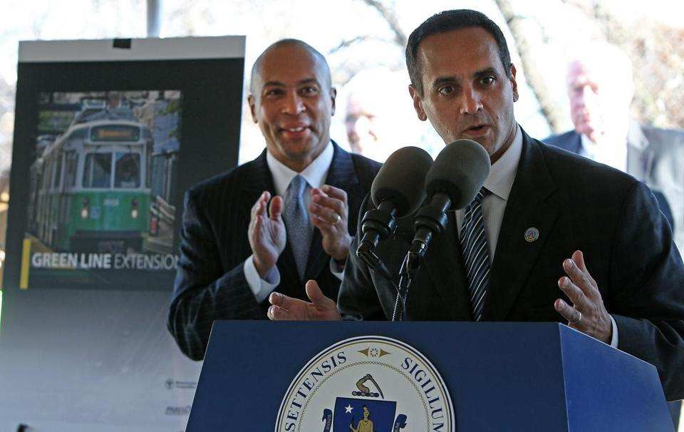 'We are not taking this lightly,' Somerville mayor Joseph Curtatone said.