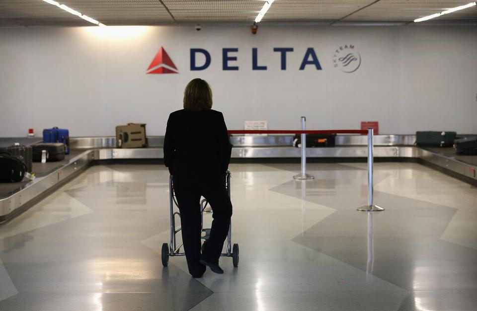 Over 52 weeks, Delta stock ranged from $8.89 to $22.05.