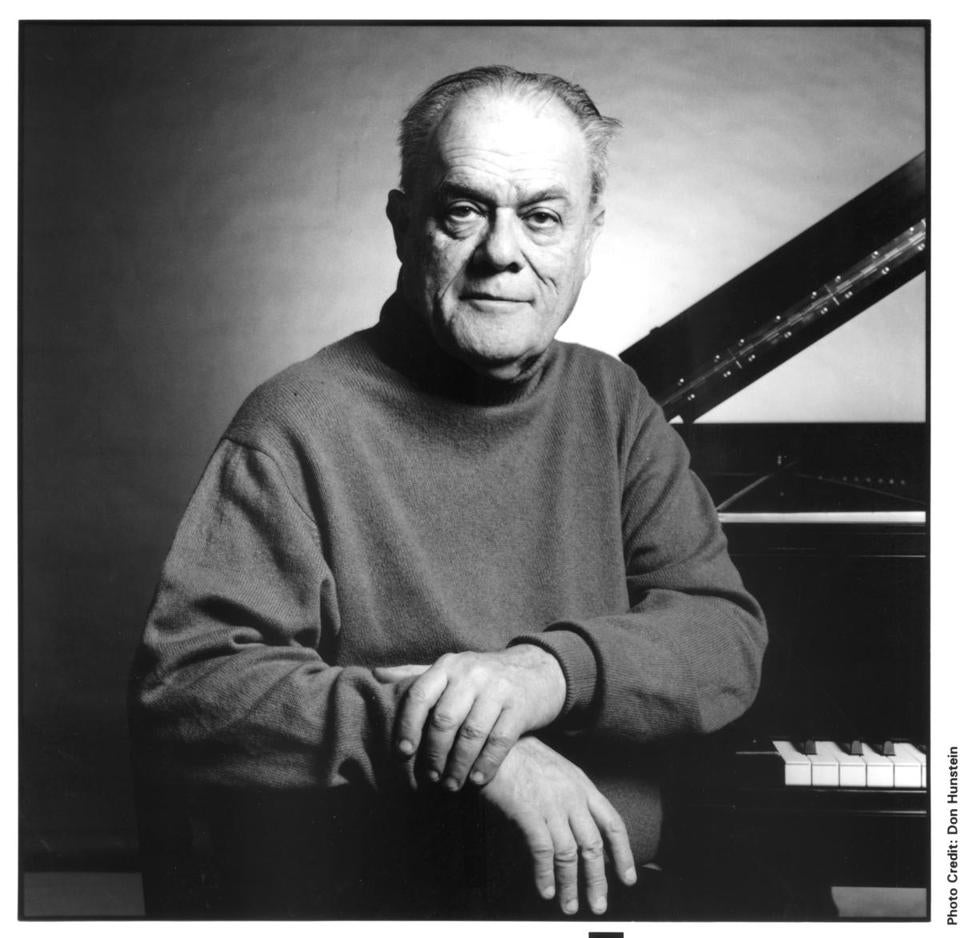 Mr. Rosen considered himself a pianist first and foremost.