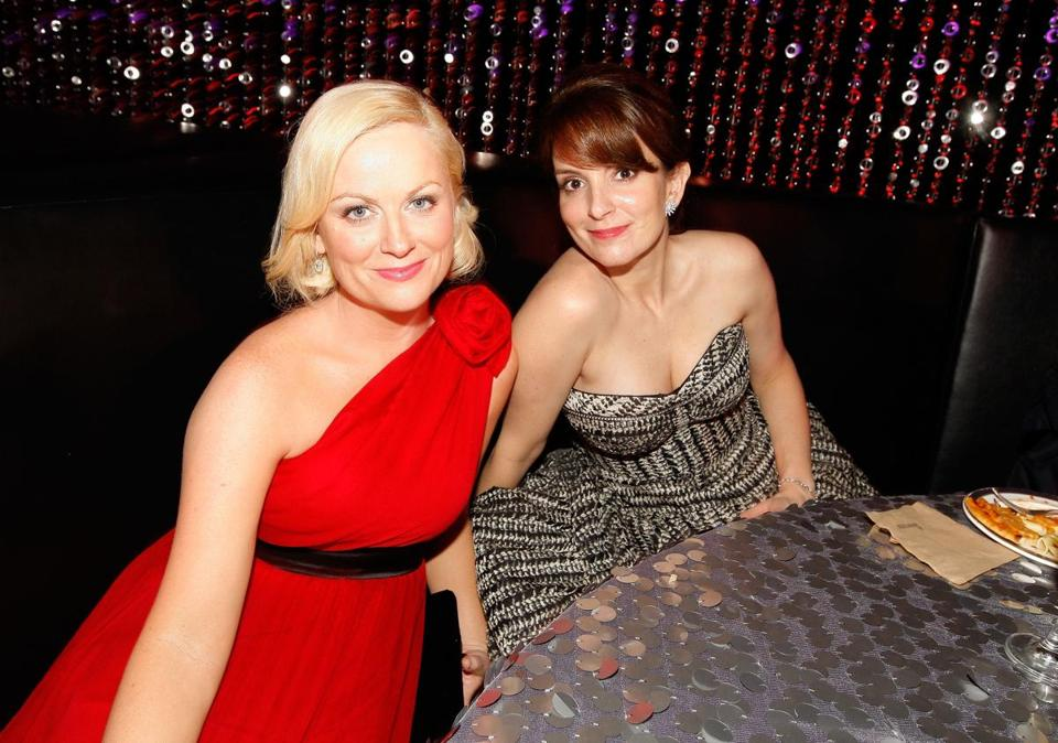 Tina Fey and Amy Poehler will host the 70th Annual Golden Globe Awards.