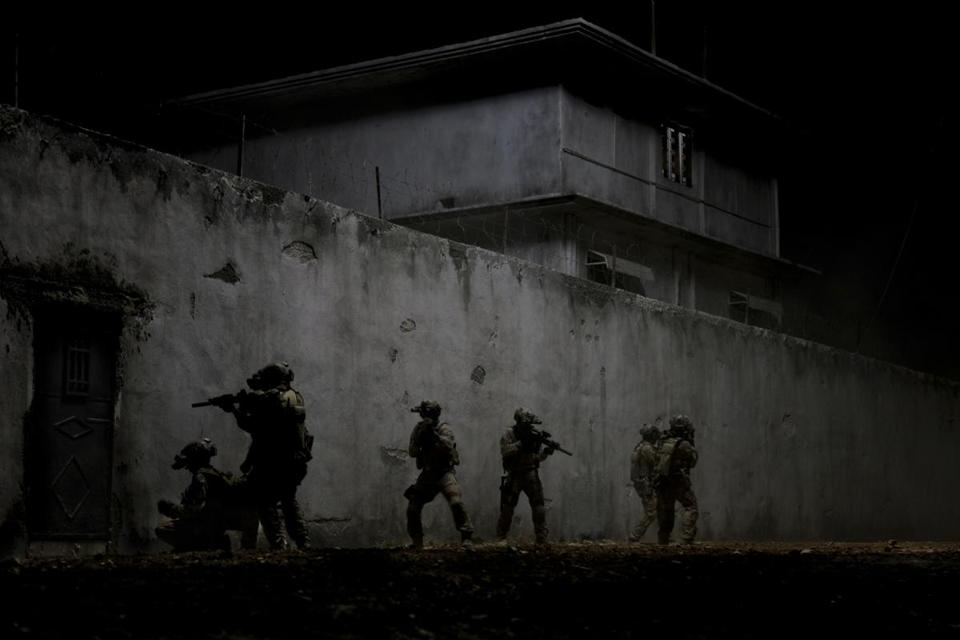 "A still from ""Zero Dark Thirty."""