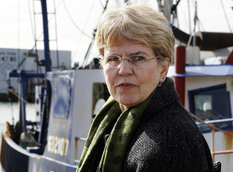 National Oceanic and Atmospheric Administration chief Jane Lubchenco resigned Wednesday.