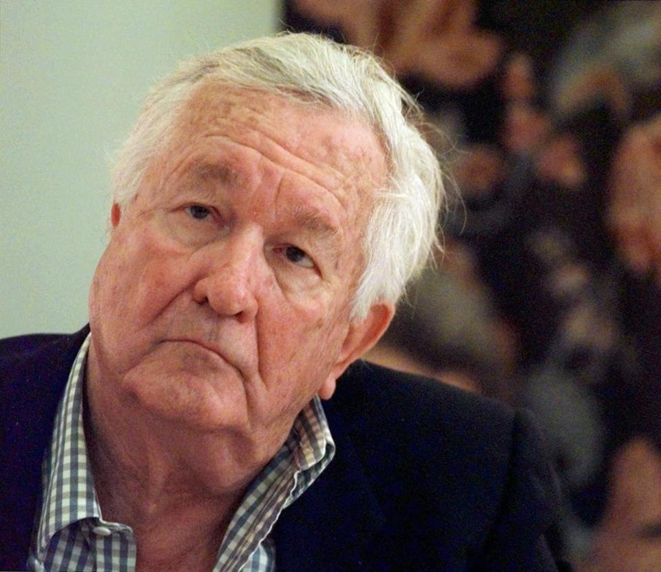 """Selected Letters of William Styron"" provides insights into a man (above) subject to ""legendary short-lived rages."""